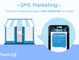 Top 10 Benefits of SMS Marketing by HapCod